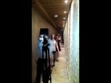 Бэкстейдж съемка клипа КрасаТа.рф Москва в Финес клубе