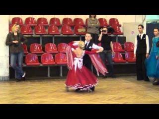Турнир по бальным танцам, Прометей 5.12.2015 Стандарт Юниоры-1+2 Е класс