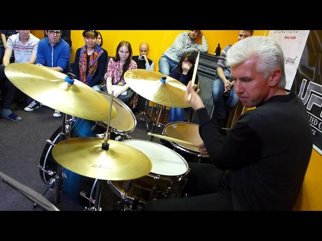 M-Groove Аркадий Баклагин