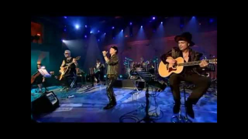 Scorpions - acoustica - dust in the wind