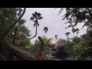 """Samoylova Oxana on Instagram: """"Ариела уговорила нас пойти на этот аттракцион в Universal studio))с тех пор не так любит динозавров))😂 Шутка)шикарный Jurassic Park с…"""""""