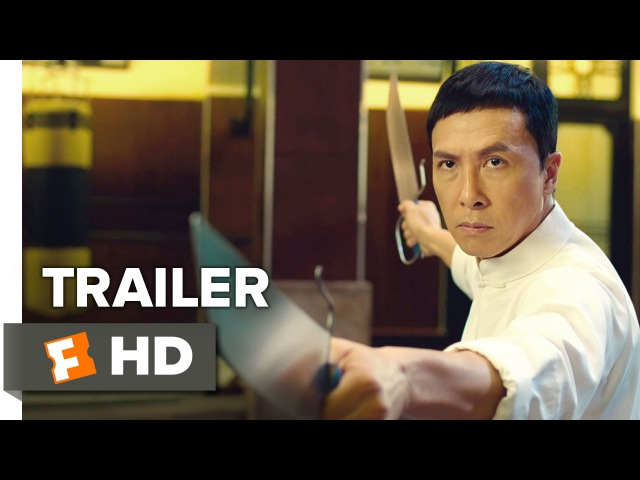 Ip Man 3 Official Trailer 1 (2016) - Donnie Yen, Mike Tyson Action Movie HD