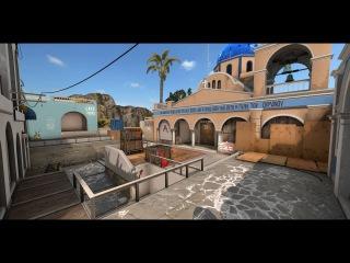Making a CS:GO Map: Santorini