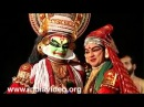 Kathakali Performance Onam Video Greetings Kerala
