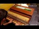 Безумный мир_ фрагмент на клавесине