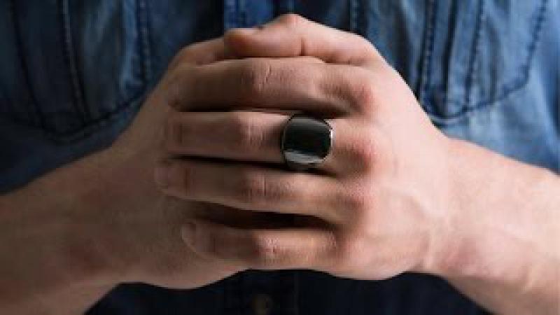 Смарт-кольцо Oura Ring Умный фитнес-трекер !