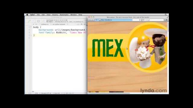 Сайт для разных экранов. 05_2 Стили для секции body и хедер