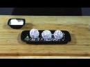 Вишнево-овсяные кокосовые шарики (RU) - BioTechUSA
