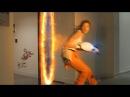 Portal - Survive! (Live Action Short) [Русская озвучка]