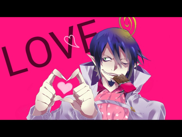 MEPHISTO ★ {Ao no Exorcist} - Number 1★ 【-青の祓魔師- 】