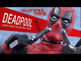 Дэдпул / Deadpool / 2016 / анонс