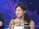 SONG SEUNG HEON and Song Hye Kyo receive the award in KBS award 2000