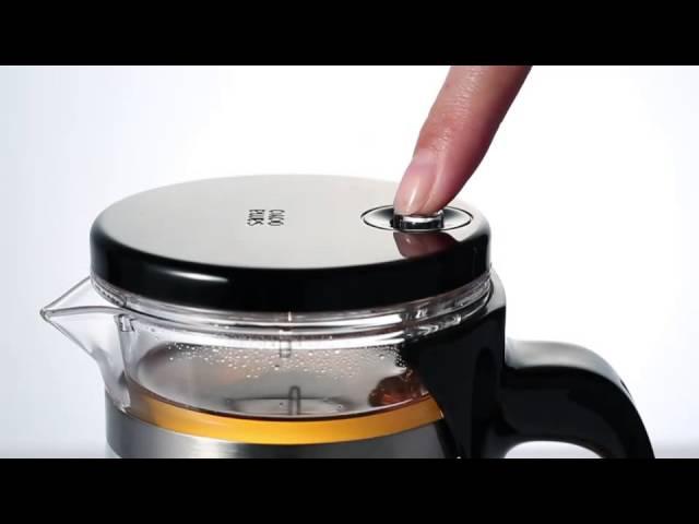 Как заваривать чай в типоте? Типот SAMADOYO