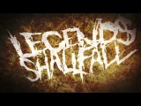Legends Shall Fall - I Am Meaningless (Official Lyric Video)