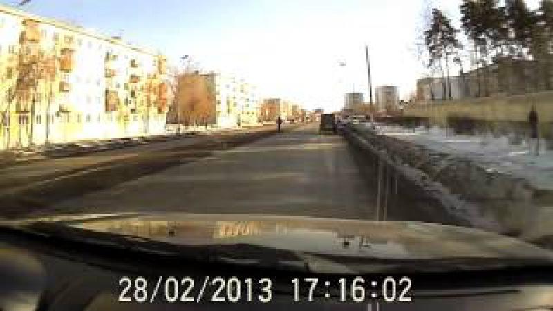 Народный патруль 10 Хам на Опеле БЧД на Улан Баторской 18