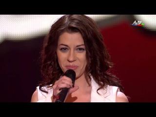 Yarina Tkachova - New York State Of Mind | Blind Audition | The Voice of Azerbaijan 2015