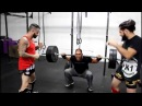 Intense Squats with Core Conditioning with Tony Sentmanat from RealWorld Tactical