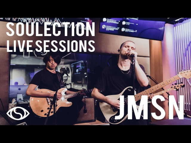 JMSN performs 'Cruel Intentions' 'Hypnotized' | Soulection Live Sessions