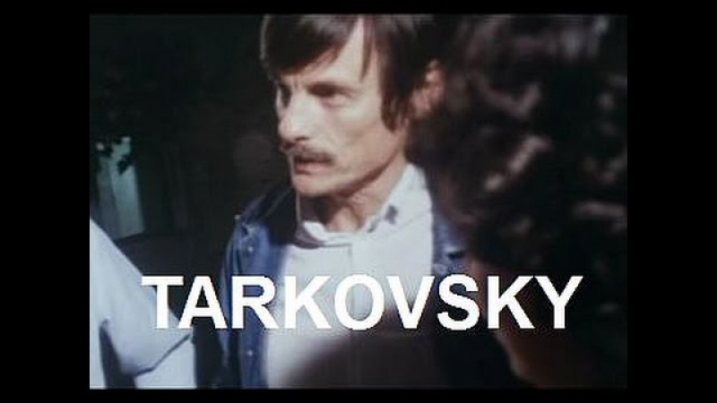 Meeting Andrei Tarkovsky Cinema Is A Mosaic Made Of Time (Engl. Subs)
