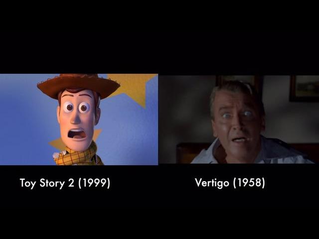 Pixar's Tribute to Cinema