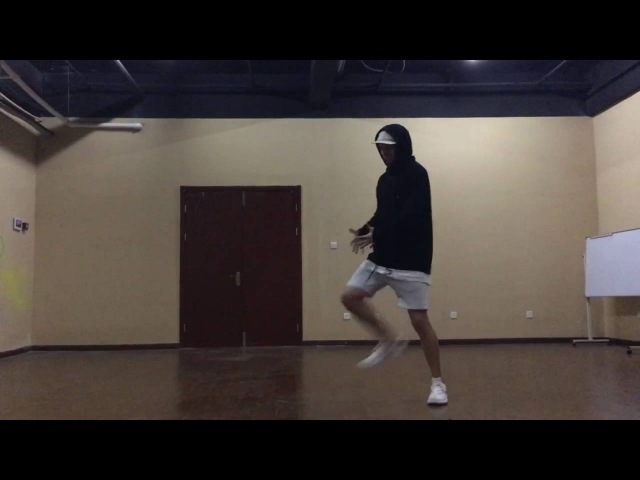 Jah Khalib -Подойди по ближе детка choreography by Roman Havrylov