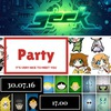 GeekParty 30.07.16