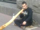 необычный музыкант