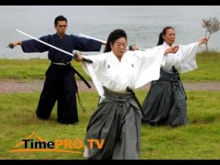 Боевые искусства мира. ИАЙДО. (Япония). Martial arts world. Iaido. (Japan).