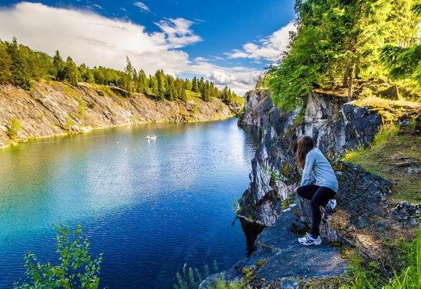 Самые яркие варианты отдыха в Рускеале и окрестностях