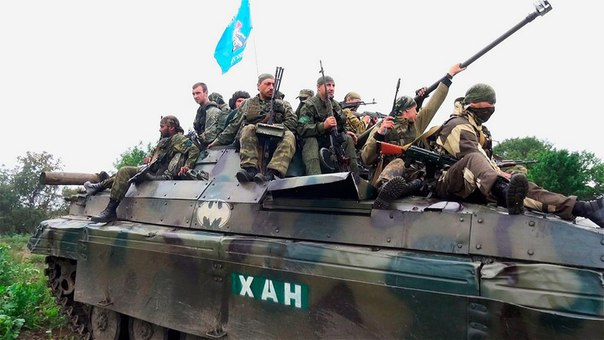 Шестой этап службы отряда «Суть времени» на Донбассе. В батальоне «Хан». Рассказы бойцов