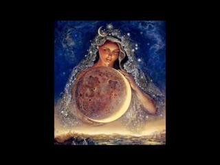 Картины фэнтези Жозефины Уолл _ каждая Женщина это особый Мир _ Josephine Wall ( HD)