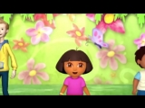 Dora The Explorer Dance and Song for Kids - Theme Song Nickelodeon Dance with Diego
