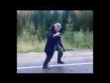 Daminik с Tesla ! БОЧКА Басс) и танцы стоя)XD