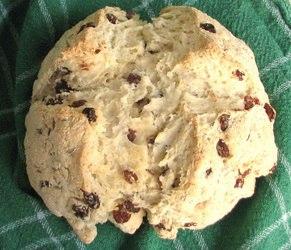 Ирландский хлеб на соде 7yocrX_9d6c