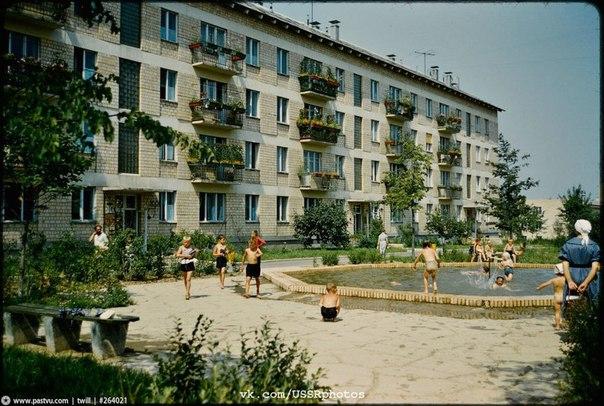 Старые Черемушки, Москва, 1964 (!) год