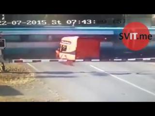 Кошмары Матрицы в Чехии: Studénka train crash