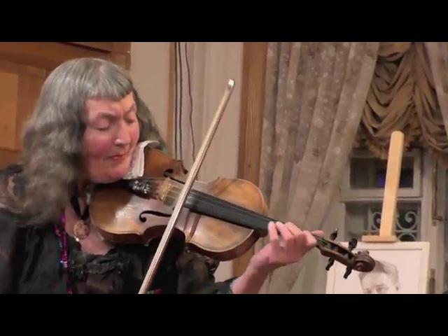 Произведения П.И. Чайковского исполняют Леонора ДМИТЕРКО (скрипка) и Александр БЛОК (ф-но)