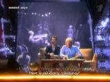 Нонна Гришаева и Дмитрий Харатьян Диалог у телевизора