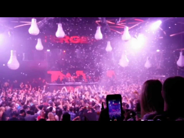 Fergie DJ LIVE @ Hakkasan Las Vegas Nightclub