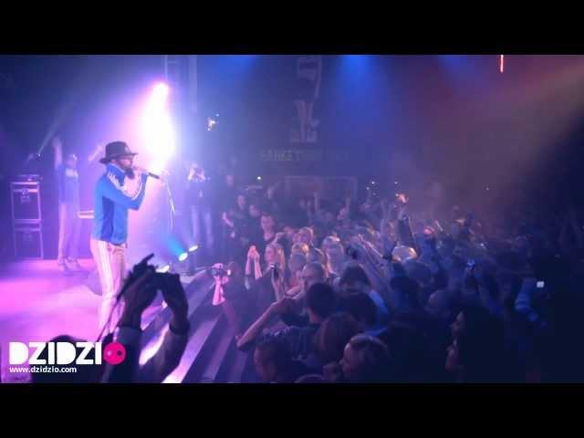 Дзідзьо - Голі дівчата (Live)