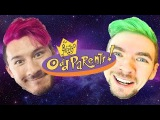 fairly odd parents - wandaplier + cosmosepticeye