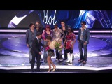 Adam Lambert   -  Disco Group Dance  -  Top 7 Reloaded Results  -  220409