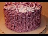 Украшение тортов - Насадка листик