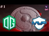 MVP.P vs OG #1 | The International 6 Group Play Off Day 4 Dota 2