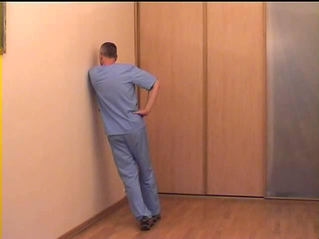 Часть 6. Комплекс упражнений при патологии плечевых суставов