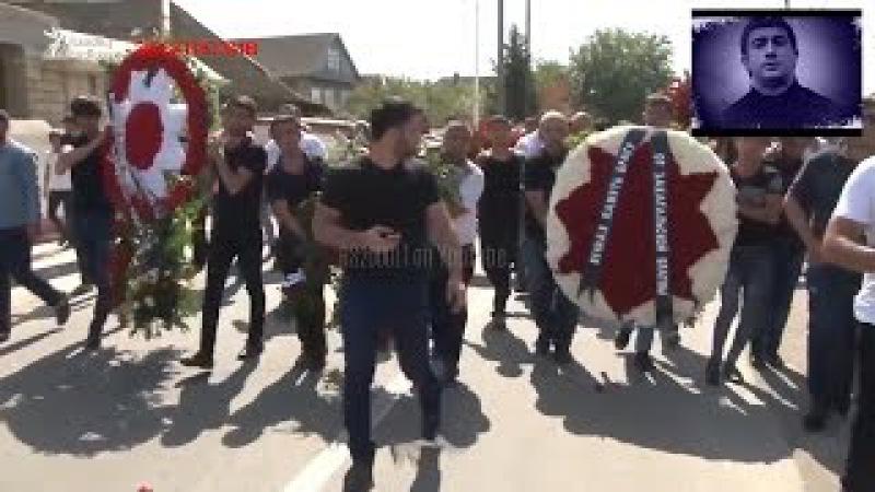 Похороны вора в законе Ровшана Ленкоранского Ровшан Ленкоранский 2016 HD