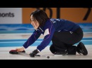 CURLING: CAN-JPN World Women's Chp 2016 - Draw 16