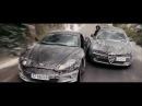 Джеймс Бонд Квант Милосердия погоня на Aston Martin