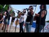 Georgian folk band Gordela - live at mirzaani, Art gene