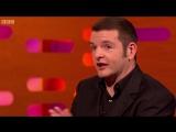 The Graham Norton Show 18x10 - Chris Hemsworth, Ron Howard, Lily Tomlin, Kevin Bridges, Blake, Dame Shirley Bassey